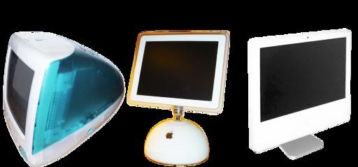 Стив Джобс Уолтер Айзексон iMac G3 1998 и iMac G4, iMac G5